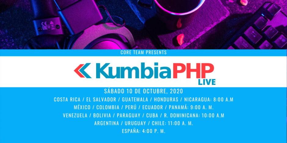KumbiaPHP Live #10