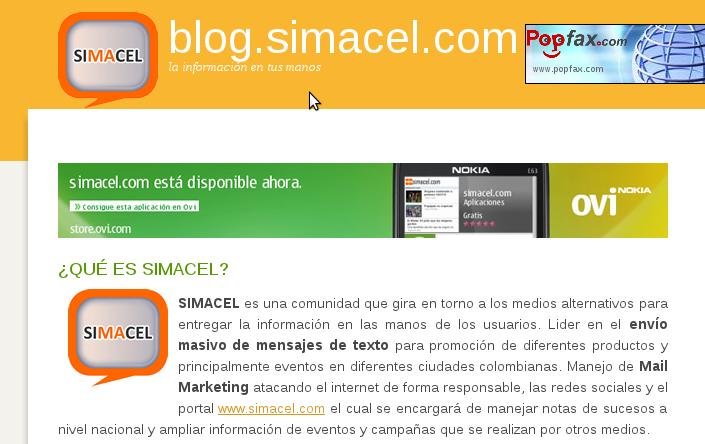 Simacel